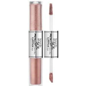 Metallist Liquid Foil Lipstick Duo- Touch in Sol